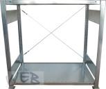 Fachboden 600x1000mm  passend zu Maschinentisch oder zu Konsolen