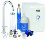 Grohe Blue Mono Chilled and Sparkling Starter Paket