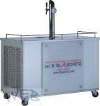 Fassbier-Schankpult-FAHRBAR  b 1200 x t 680 x h 900
