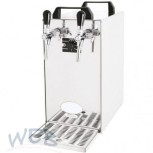 Top counter dry cooler WEB-70 Greeen-Line 2-line
