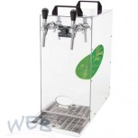 """Undercounter dry cooler WEB-140 """"Green Line"""" 2 lines"""