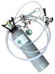 Zubehörset (CO2+Korbzapfkopf) zu Trockenkühler WEB 20/25/35....