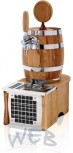 Oak Barrel dry cooler WEB-EF20