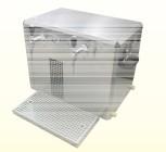 WEB-Trockenkühler (120l) 2-leitig, ohne Zapfhähne
