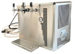 Event cooler 246l / 3 lines incl. gauge / ready for use