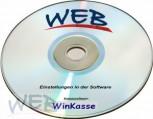 Bedienungsanleitung für Winkasse CD
