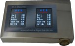 Getränkezählerset Mikro-Touch 10LC für 10 Leitungen
