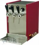 Getränke-Durchlauferhitzer OTHG 105/III 3-leitig mit 3 Zapfhähnen